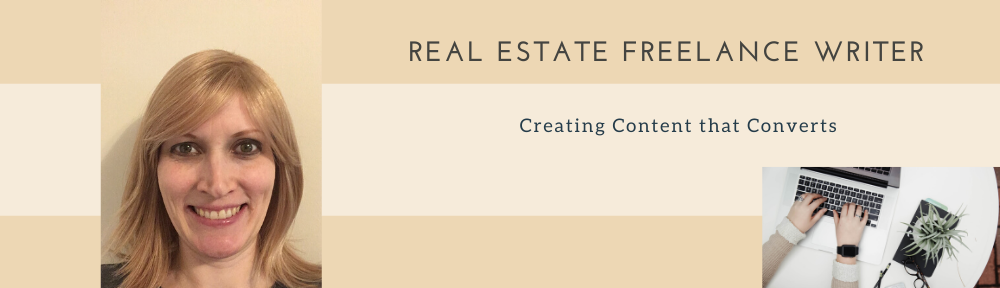 Real Estate Freelance Writer | Melinda Curle